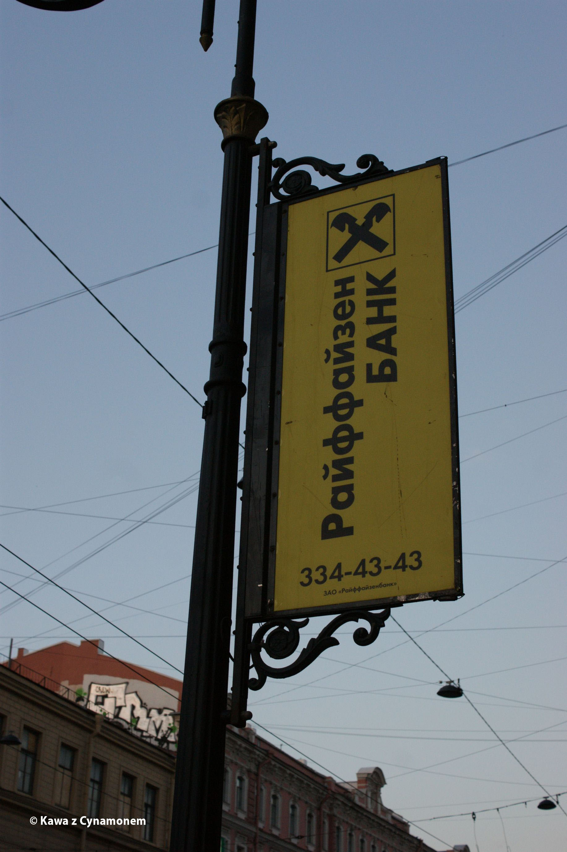 Petersburg - Raiffeisen Bank
