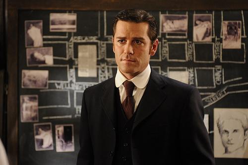 Murdoch Mysteries Detektyw Murdoch4