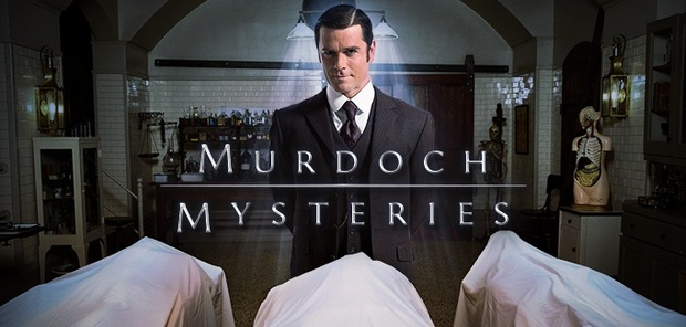 Murdoch Mysteries Detektyw Murdoch
