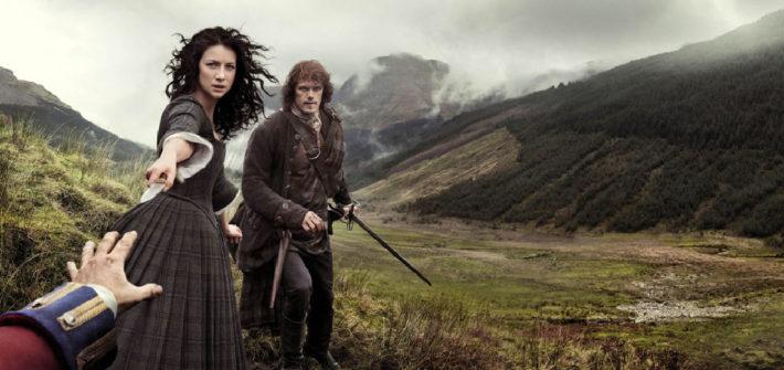 Kawa z Cynamonem - Outlander sezon 1