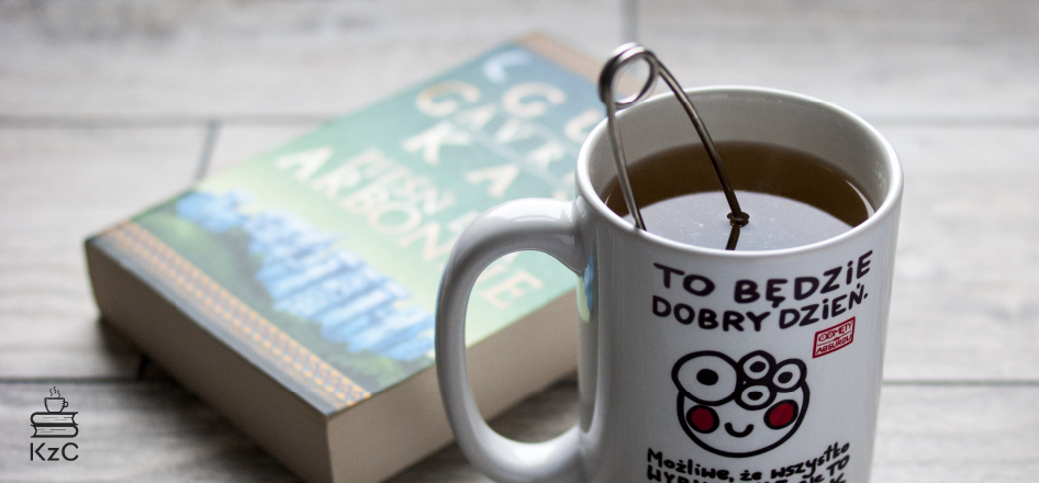 Kawa z Cynamonem - Herbata jest za daleko