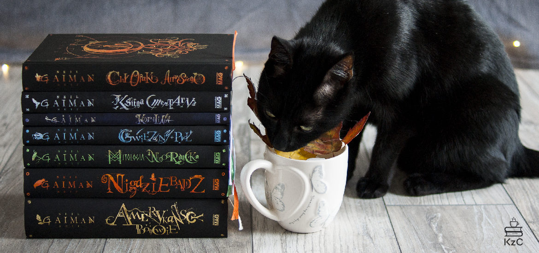 Kawa z Cynamonem - Moje książkowe fetysze