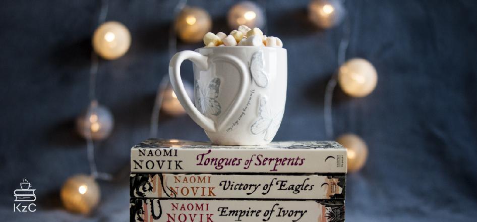 Kawa z Cynamonem - Smok jego królewskiej mości